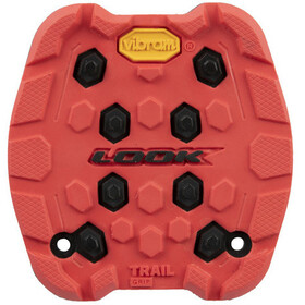 Look Activ Grip Trail Pads 4 Pieces, red